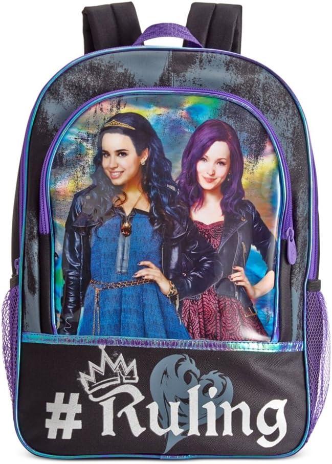 Max 64% OFF Max 74% OFF Disney Little Girls' #Ruling Descendants Backpack