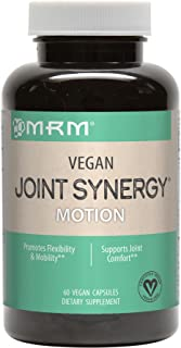 MRM Vegan Joint Synergy, Motion Supplement, 60 Count