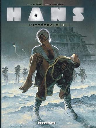 Hans, Intégrale Tome 1 :