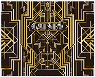 great gatsby step and repeat