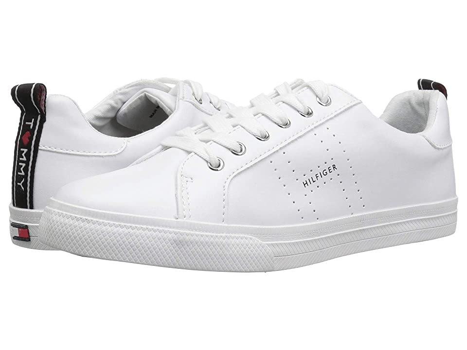 Tommy Hilfiger Lelita (White/Black) Women