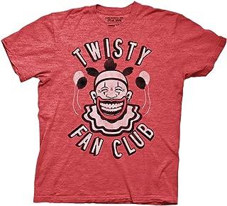 American Horror Story Twisty Fan Club Adult T-Shirt