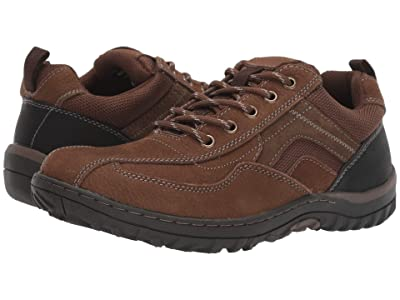 Nunn Bush Quest Bicycle Toe Oxford (Tan Multi) Men