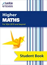 Higher Maths: Comprehensive textbook for the CfE (Leckie Student Book) (English Edition)