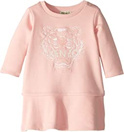 Tiger Fleece Dress (Infant)