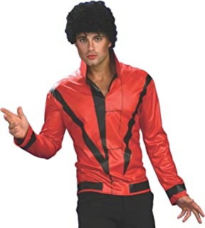 Michael Jackson Red Thriller Jacket, Adult Small