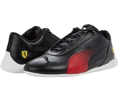 PUMA Ferrari R-Cat (Puma Black/Rosso Corsa) Shoes