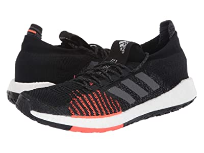 adidas Running PulseBOOST HD (Core Black/Grey Five/Solar Red) Men