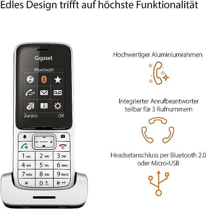 Gigaset Sl4ooh Ersatz Akku Elektronik