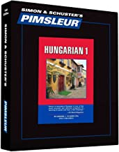 Pimsleur Hungarian Level 1 CD: Learn to Speak and Understand Hungarian with Pimsleur Language Programs (1) (Comprehensive)