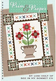 Prim & Proper Book Lori Holt of Bee in My Bonnet for It's Sew Emma #ISE-941