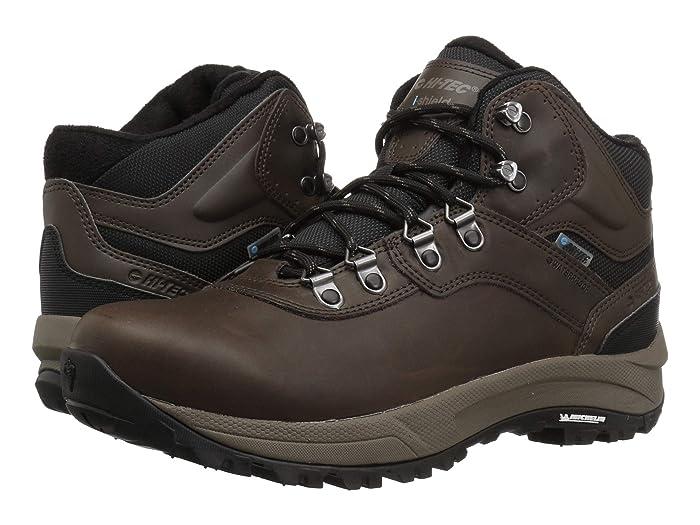 Hi-Tec Altitude VI I WP (Dark Chocolate) Men's Shoes