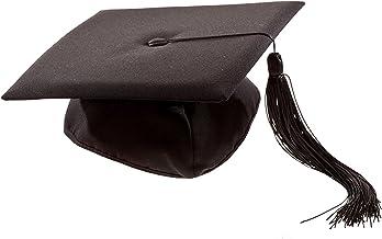 forbestest Obtention du dipl/ôme de fin d/études Tassels Cap Mortarboard Universit/é Bachelors Master Doctor Chapeau Acad/émique Fibres Acryliques