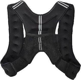 seiyishi フィットネス 重り 負荷 ジャケット パワージャケット ウエイトジャケット 加重ベスト パワーウエイト ウェイトベスト 耐摩耗 通気 10kg 筋トレ ウエイト トレーニング SY-DLBJ-037