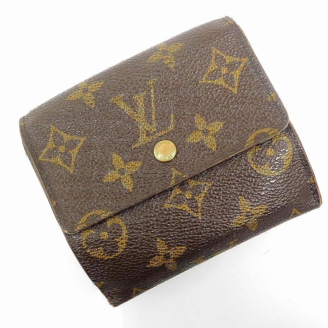 ジェームズダイソントランスミッションそのような[ルイヴィトン] LOUIS VUITTON 二つ折り財布 モノグラム M61652 PVC×レザー X17306 中古