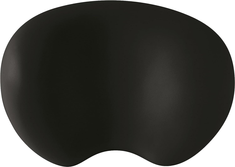 大特価 Gelco 品質検査済 Bean Polyurethane Bath Cushion Black 22 8.5 x cm 28
