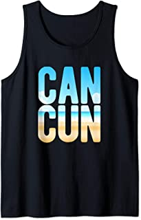 Cancun Mexico 2019 Family Vacation Tank Top