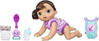Baby Alive Baby Go Bye Bye (Brunette)