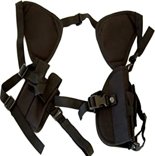 Best Concealed Carry 1911 Shoulder Holster – Works Great for Revolvers, Pistols,..