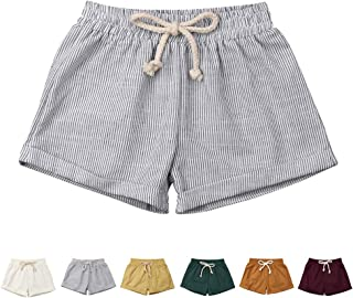 YOUNGER TREE 1-3Years Baby Boys Girls Shorts Harem Pants Sweatpants Joggers Cotton Bottoms PP Leggings
