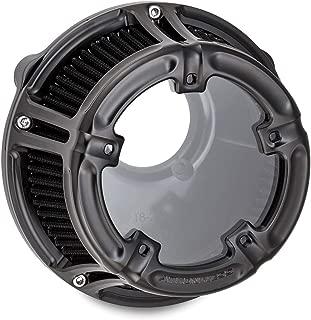 Arlen Ness Method Clear Sucker All Black 18-965
