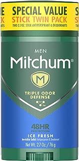 mitchum solid deodorant