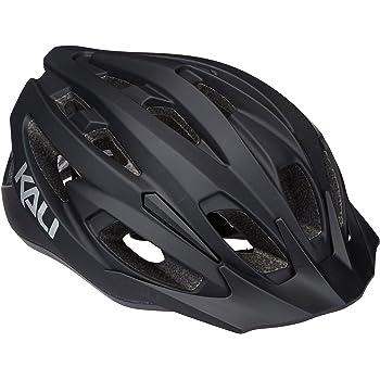 Solid Black SM//MD Kali Protectives Chakra Solo Helmet