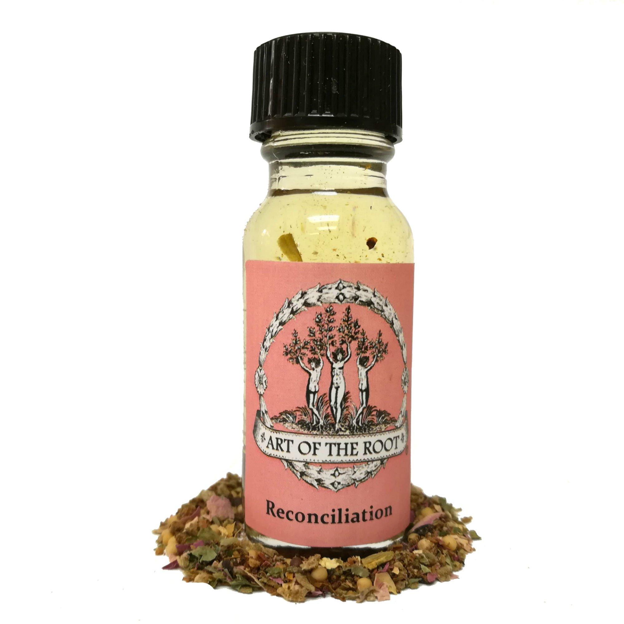 Reconciliation Oil 1/2 oz Hoodoo Voodoo Wiccan Pagan Conjure