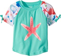 Hatley Kids - Ocean Treasures Short Sleeve Rashguard (Toddler/Little Kids/Big Kids)