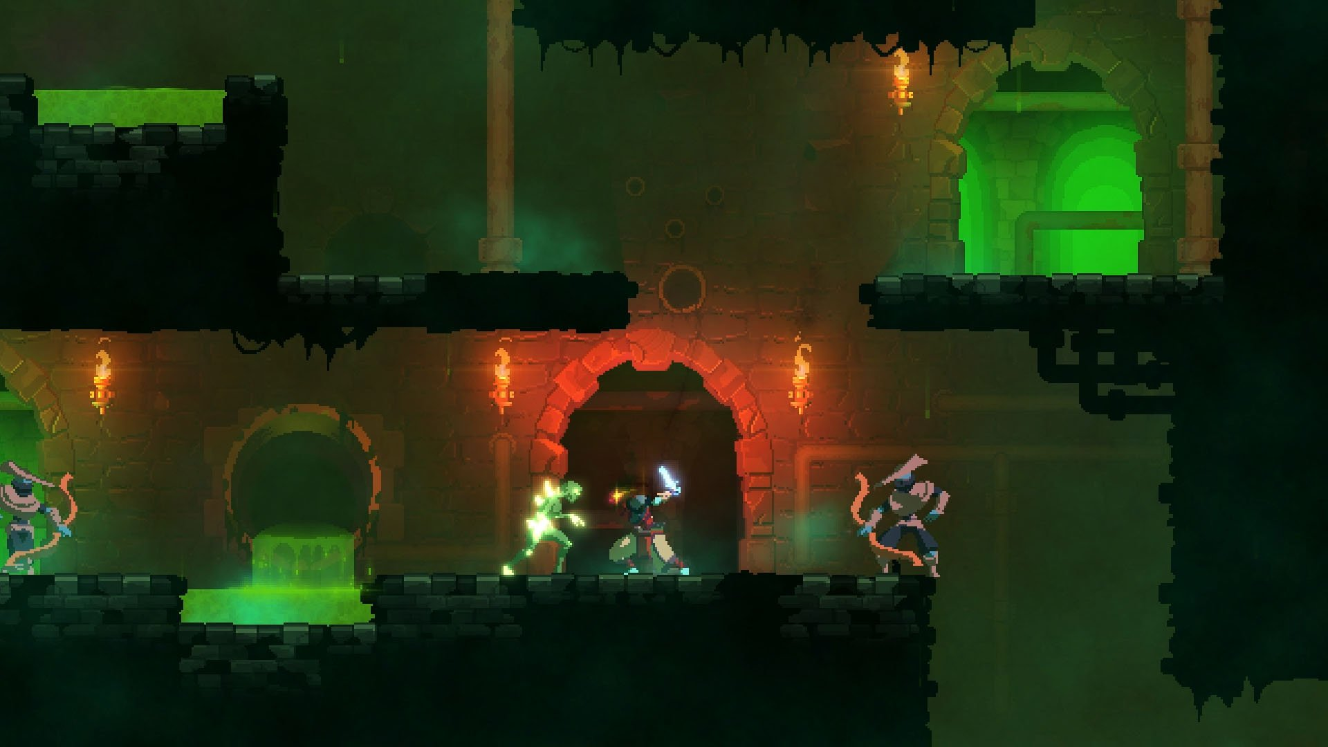 Dead Cells - Nintendo Switch [Importación inglesa]: Amazon.es ...
