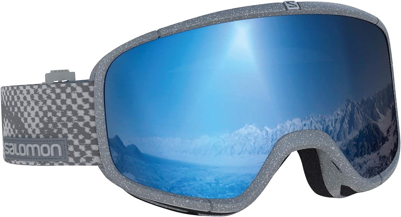 SALOMON Herren Herren Herren Schneebrille Four Seven Sigma Stone Goggle B07BRGD28X  Hohe Sicherheit 1f9d72
