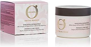 BAREX | Oro del Marocco Maschera Riparatrice | Ideale per capelli danneggiati e rovinati | 250ml