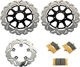 Best hayabusa brake rotors Reviews