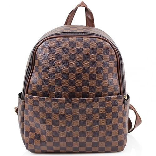 3f2ea97b8fc67 LeahWard Women's Girl's Nice Designer Backpack Bags Ladies Quality Rucksack  Bag School Handbags 186
