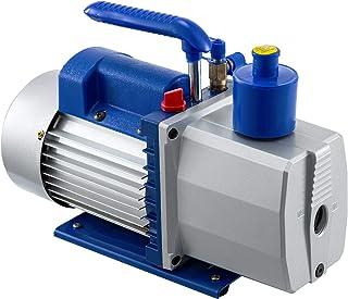 Bestauto Vacuum Pump 6CFM Dual Stage Refrigerant Vacuum Pump 1/2 HP HVAC Rotary Auto Refrigerant Vacuum Pump, Air Conditio...