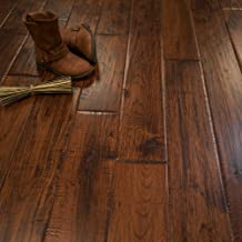 Hickory Character (Canyon Crest) Prefinished Solid Wood Flooring 5