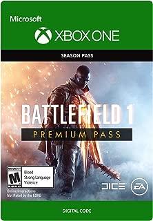Battlefield 1 - Premium Pass - Xbox One [Digital Code]