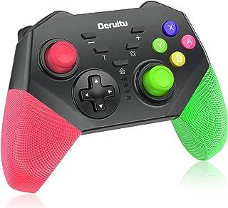 Switch Controller for Nintendo Switch Controller, Switch Pro Controller Work with Nintendo Switch/Lite, Hestia Goods Switc...