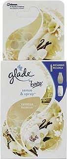 comprar comparacion Glade by Brise - Sense & Spray Vanilla - Recambio