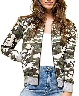 926d03fdbc Amazon.it: bomber militare - Donna: Abbigliamento