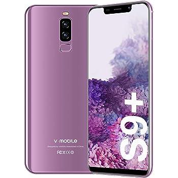 4 G teléfonos móviles, 6,3 Pulgadas 4 GB + 64 GB Android 8.1 Quad ...