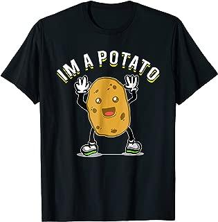 Potato Shirt | Funny I'm A Potato Halloween Costume