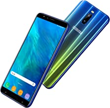 Smartphone Libre 4G Android 9.0, 6.0 Pulgadas HD 3GB RAM 16GB ROM/128GB Escalable Quad-Core Teléfono Movil, Cámara 8MP 4800mAh Face IDTelefonos Moviles Libres 4g WiFi GPS