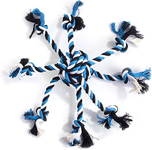 new arrival Puppy Training Rope Toys discount for Dogs Puppy Chew Toys Teething Training Avoiding Dogs Boredom Anxiety Dog Chew Toys Interactive Dog Chew Toys for Medium online sale to Large Breed Dogs outlet online sale