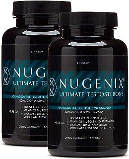 Nugenix ultimate BOOST FREE TESTOSTERONE