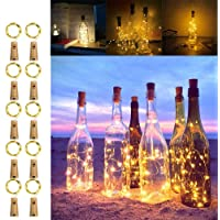 Deals on Koopower Battery Operated 20 LED Fairy Lights 6.56-ft