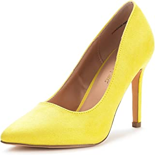Best yellow heels payless Reviews
