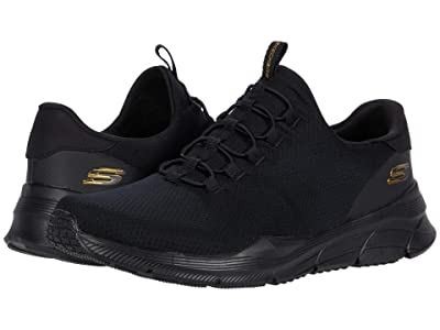 SKECHERS Equalizer 4.0 Voltis (Black/Black) Men