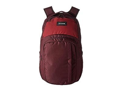 Dakine 33 L Campus Large Backpack (Garnet Shadow) Backpack Bags