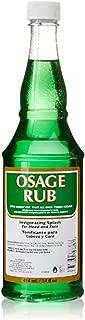 Jeris Osage Rub 14 oz. (Pack of 6)